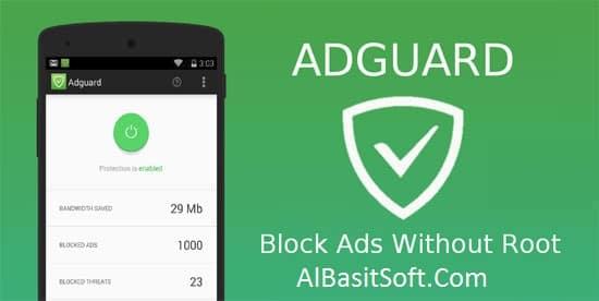 Adguard 3.4.99 (Full Premium) Apk + Mod for Android(albasitsoft.com)