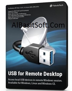 FabulaTech USB for Remote Desktop 6.0.0.6 With Crack(AlBasitSoft.Com)