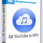 4K YouTube to MP3 Crack
