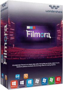 Wondershare Filmora X 10.0.6.8 (x64) With Crack (AlBasitSoft.Com)