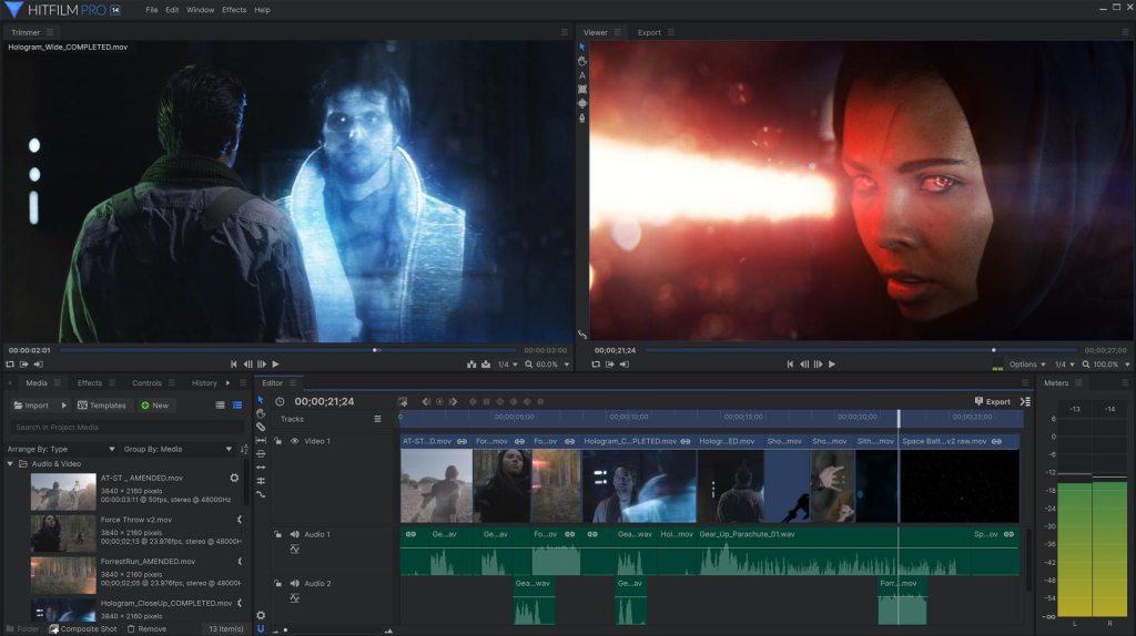 FXhome HitFilm Pro Crack