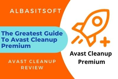 The Greatest Guide To Avast Cleanup Premium